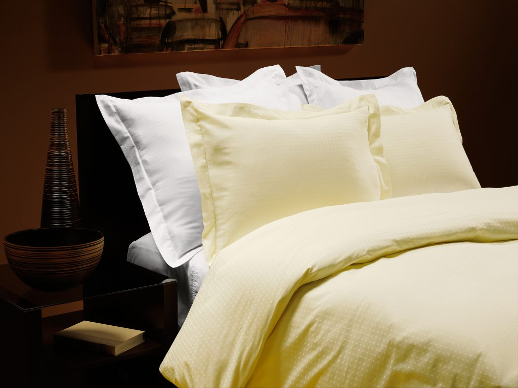 Almohadas y cuadrantes decorativos