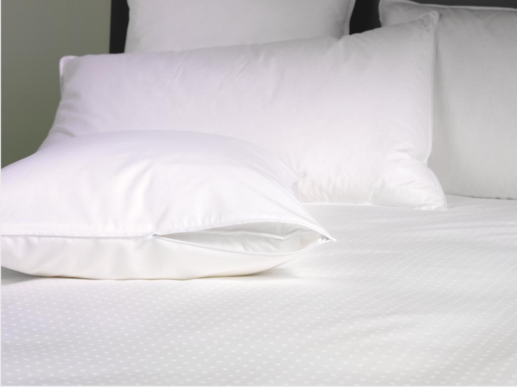 Funda para almohada con cierre